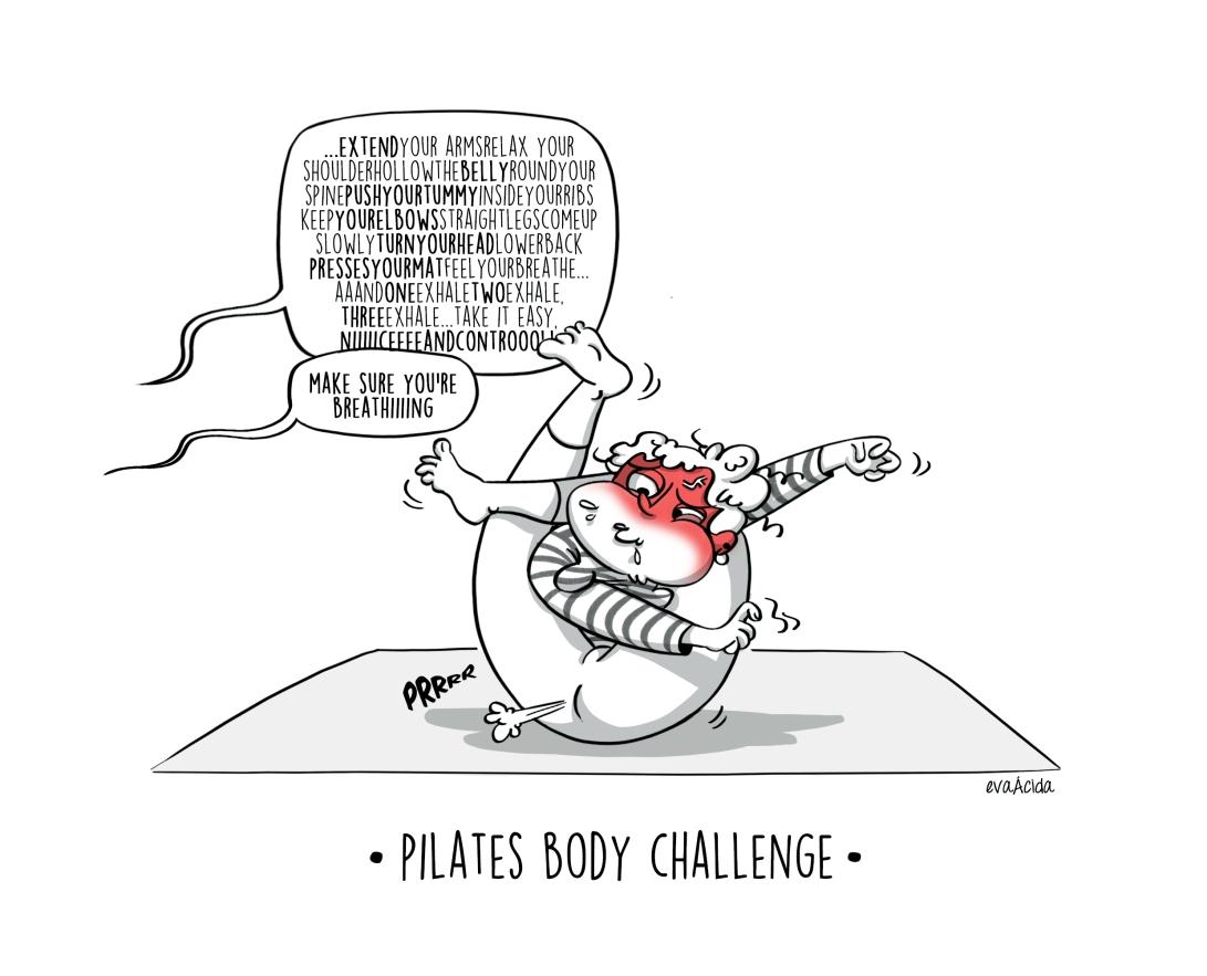 pilates body challenge